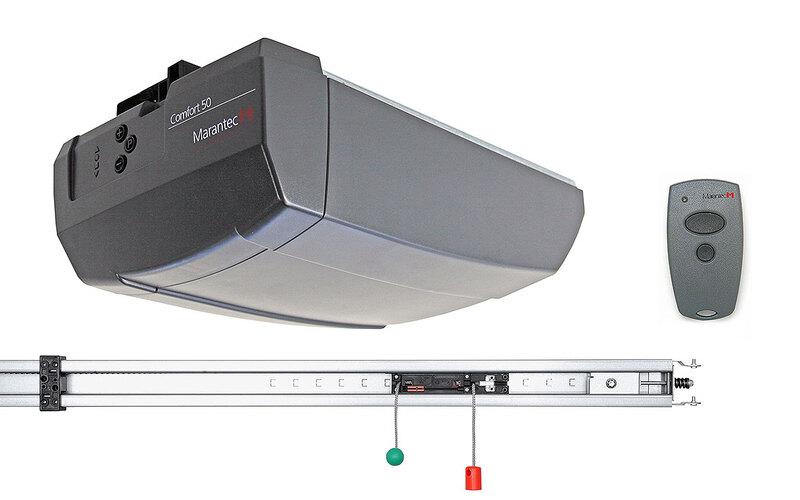 Электроприводы Marantec для гаражных ворот серии Comfort