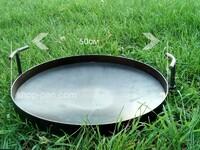 Большая сковорода из диска 50см