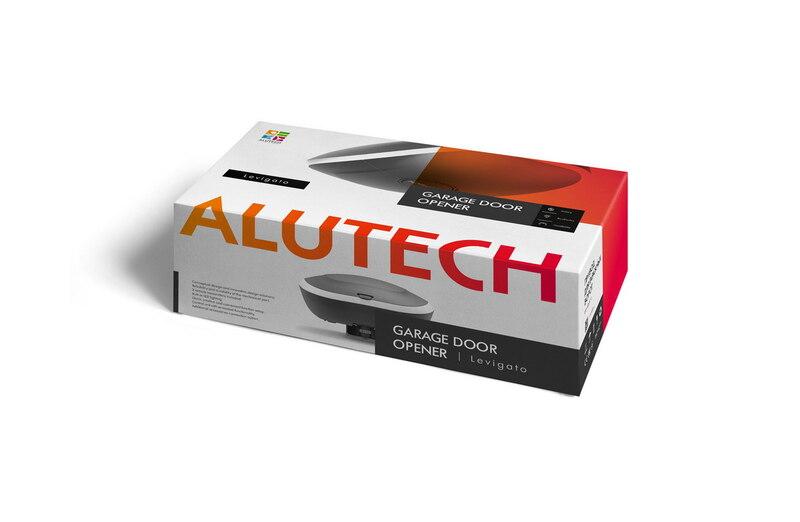Электроприводы ALUTECH для гаражных ворот серии Levigato